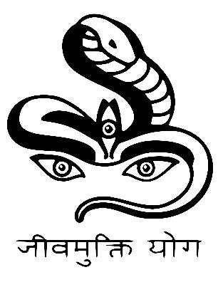 Jivamukti logo Black
